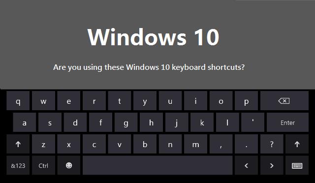 keyboard-shortcuts-for-windows-10