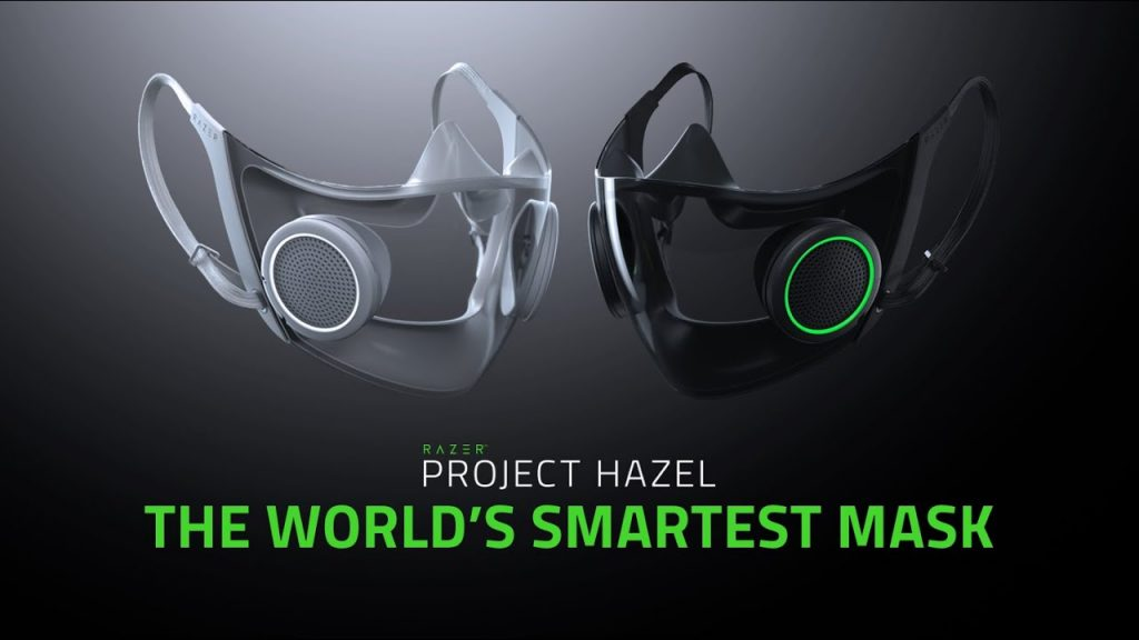 The other advantages of Project Hazel Smart Mask Tech
